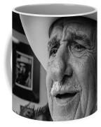 The Cigar Maker Coffee Mug by Rene Triay Photography