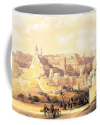 The Citadel Of Cairo Residence Of Mehemit Ali Coffee Mug