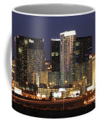 The City Center At Las Vegas Strip Coffee Mug