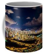 The City Of Aloha Coffee Mug