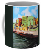 The City Of Matanzas In Cuba Coffee Mug