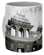 The City Palace Udaipur Coffee Mug