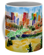 The City Skyline Coffee Mug