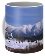 The Classic Mount Washington Hotel Shot Coffee Mug