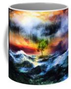 The Clearing Of The Flood Coffee Mug