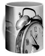 The Clock Coffee Mug