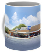 The Clock Drive-in Coffee Mug