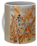 The Closer Coffee Mug by Elaine Duras