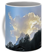 The Cloud Above Coffee Mug