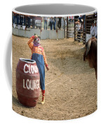 The Clown Coffee Mug by Jerry McElroy