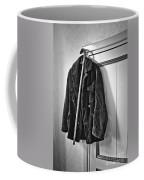 The Coat And The Cane Coffee Mug