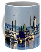 The Cockspur Lighthouse Coffee Mug