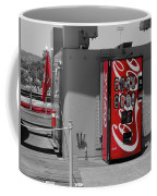 The Coke Machine Coffee Mug
