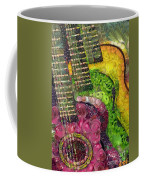 The Color Of Music In The Way Of Arcimboldo Coffee Mug