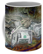 The Color Of The Money Coffee Mug