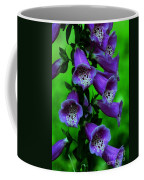 The Color Purple Coffee Mug by Kathleen Struckle