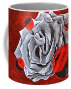 The Color Red Two Coffee Mug