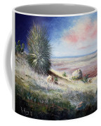 The Colors Of Evening Coffee Mug