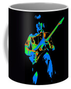 The Colors Of Mick's Music Are Vivid Coffee Mug