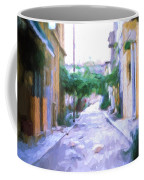 The Colors Of The Streets Coffee Mug