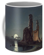 The Colossi Of Memnon, Thebes, One Coffee Mug