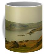 The Columbia River From Maryhill Coffee Mug