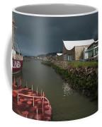 The Columbia River Maritime Museum Sits Coffee Mug