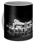 The Comet Roller Coaster - St Louis 1950 Coffee Mug