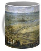 The Conquest Of Lleida Coffee Mug