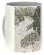 The Corner Of The Park Coffee Mug