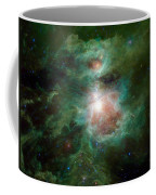 The Cosmic Hearth Coffee Mug