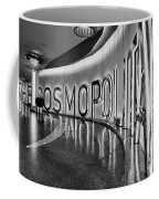 The Cosmopolitan Hotel Las Vegas By Diana Sainz Coffee Mug