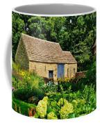 The Cotswald Barn And Dovecove Coffee Mug