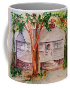 The Cottage In The Highlands Coffee Mug