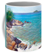 The Cottage View Coffee Mug