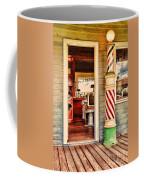 The Country Barber Coffee Mug