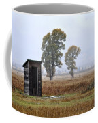The Country Outhouse Coffee Mug