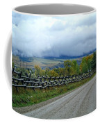 The Country Road Coffee Mug