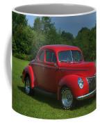 The Coupe Coffee Mug
