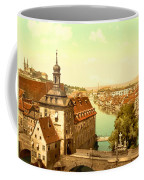 The Court House-bamberg-bavaria-germany - Between 1890 And 1900 Coffee Mug