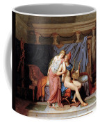 The Courtship Of Paris And Helen Coffee Mug