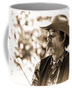 The Cowboy Angler Coffee Mug