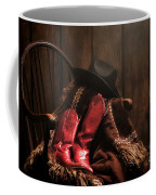 The Cowgirl Rest Coffee Mug