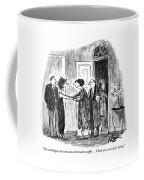 The Crab Bisque Coffee Mug
