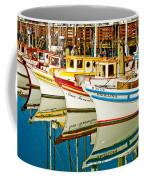 The Crab Fleet Coffee Mug
