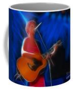 The Cranberries-dolores-1-fractal Coffee Mug