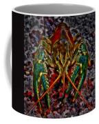 The Crawdad Digital Art Coffee Mug
