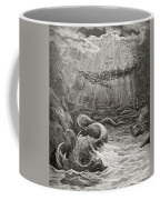 The Creation Of Fish And Birds Coffee Mug