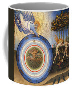 The Creation Of The World And The Expulsion From Paradise Coffee Mug
