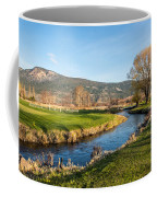 The Creek Runs Through Coffee Mug
